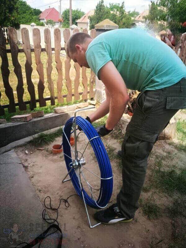 alapvezeték womás tisztítása 02 – Felcsút
