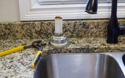 Mosogató duguláselhárítás: felejtsd el a konyhai szaniter problémáit!